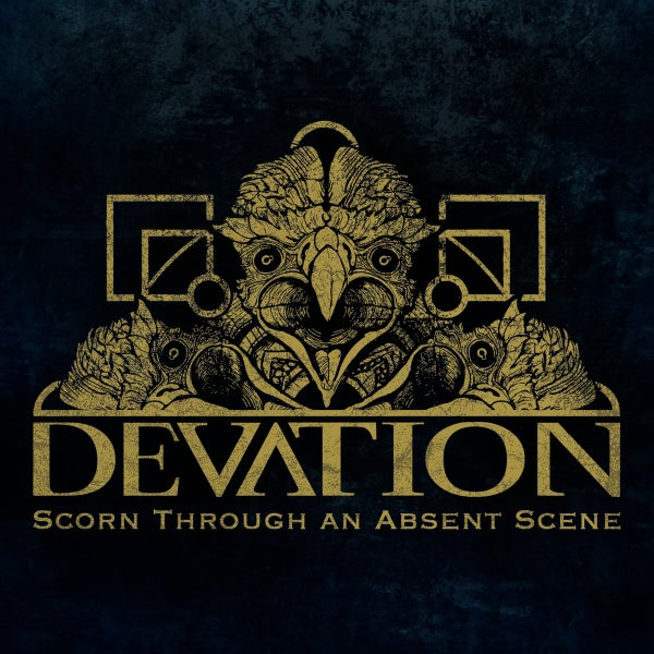 Image of Devation - Scorn Through an Absent Scene (2015) CD DIGIPAK