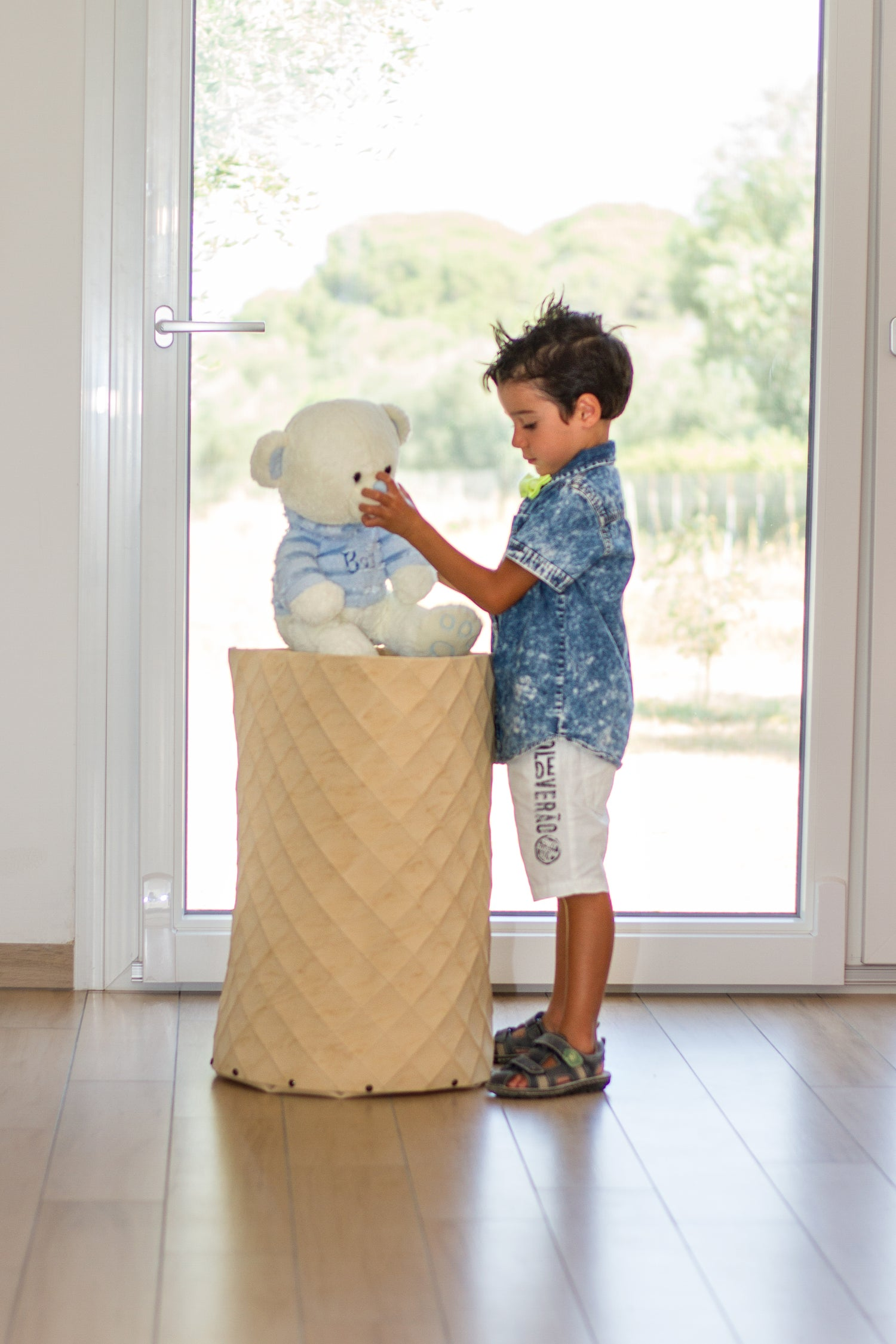 Image of GIANT BASKET FOR TOYS