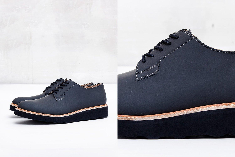 Image of Handmade Shoes | 101 Postman Dark Grey Edition