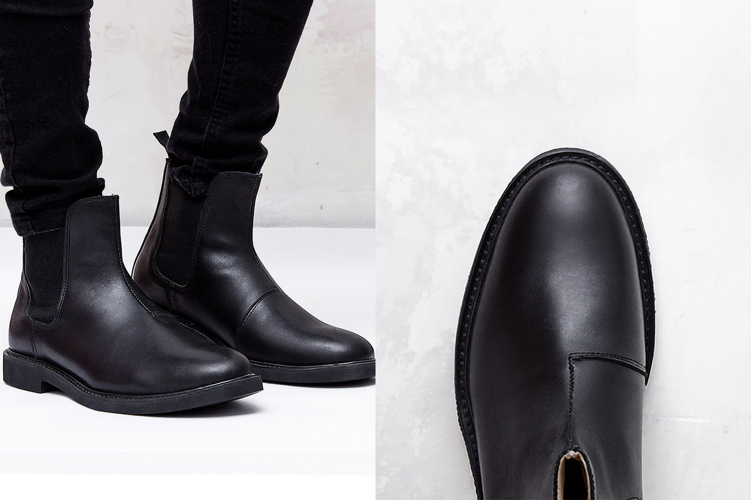 Image of Handmade Shoes | 1301 Chelsea Boots