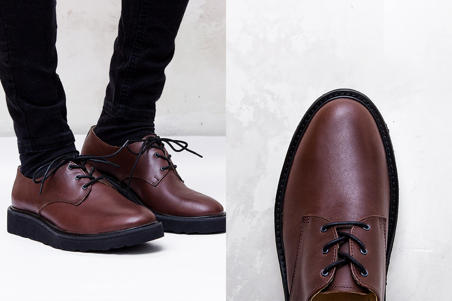 Image of Handmade Shoes | 301 Derby Brown Edition