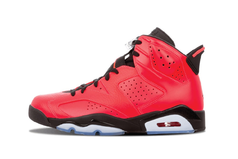 hot sales fbc50 14fbb Air Jordan 6 Retro Infrared 23