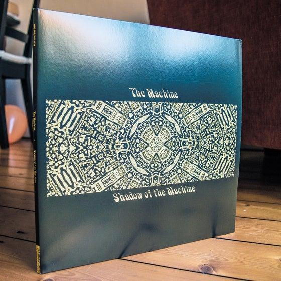 Image of Shadow of the Machine (2LP Black)