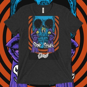 Image of Stone Skull T-Shirt