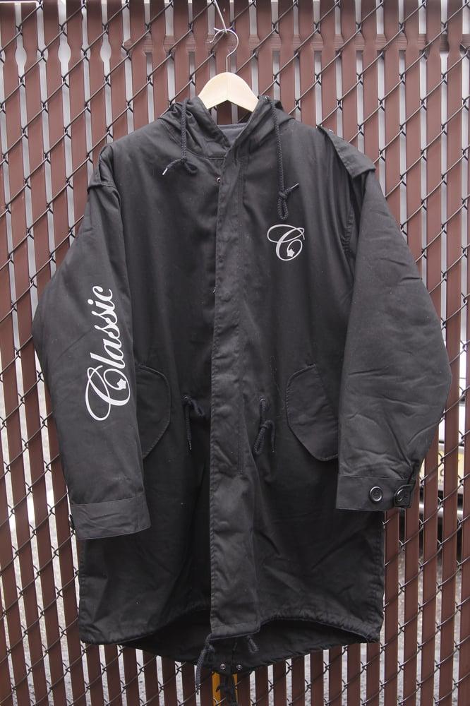 Image of 3m Fishtail Jacket