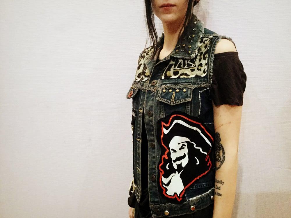 Image of Blondie Vest