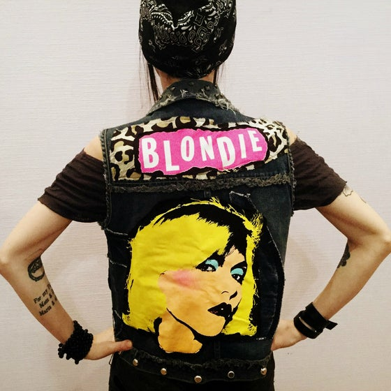 Image of Blondie Vest