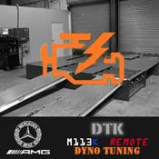 Image of DTK - M113k AMG ECU Dyno Tuning