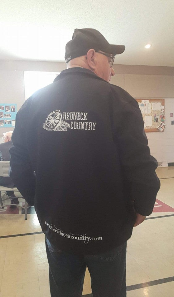 Image of Redneck Country Softshell Jacket