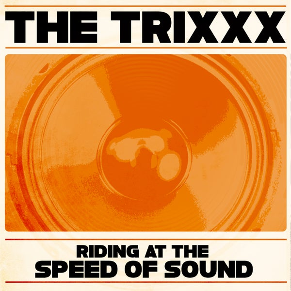Image of Riding at the speed of sound (CD)