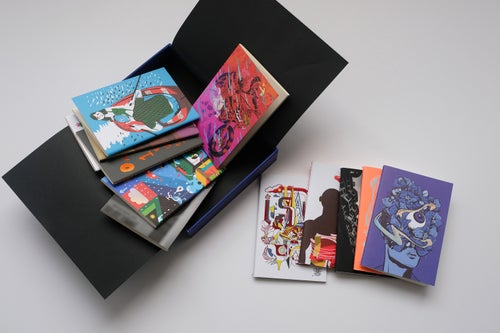 Image of Chapéu 2017 Notebook Collection