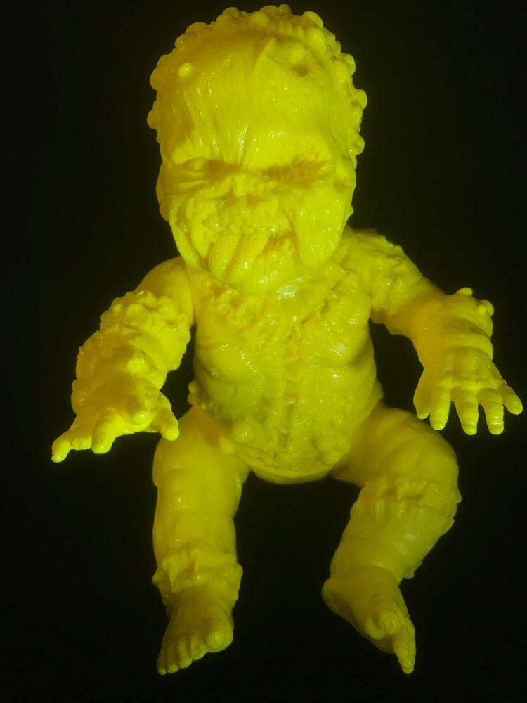Image of Gergle Autopsy Baby Blank Yellow