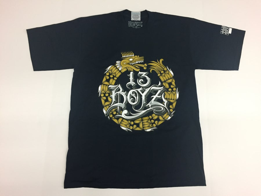 Image of 13 BOY'Z OFFICIAL TEE