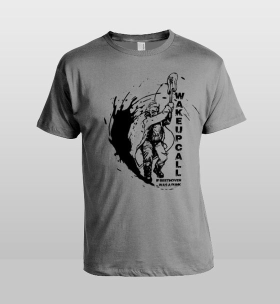 Image of Beethoven Punk T-SHIRT