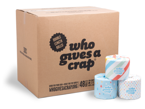 Image of WGAC Classic Toilet Paper Box