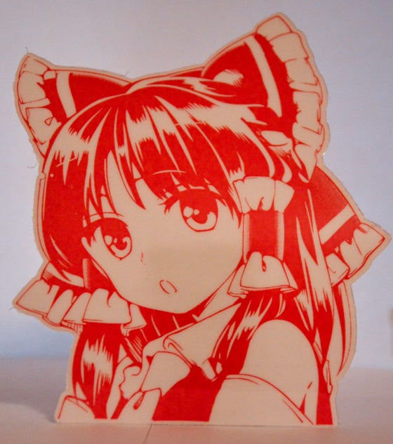 Image of Reimu (Clear)