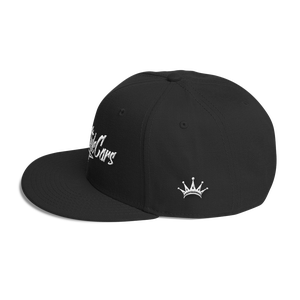 Image of VSC Snapback Hat - Black