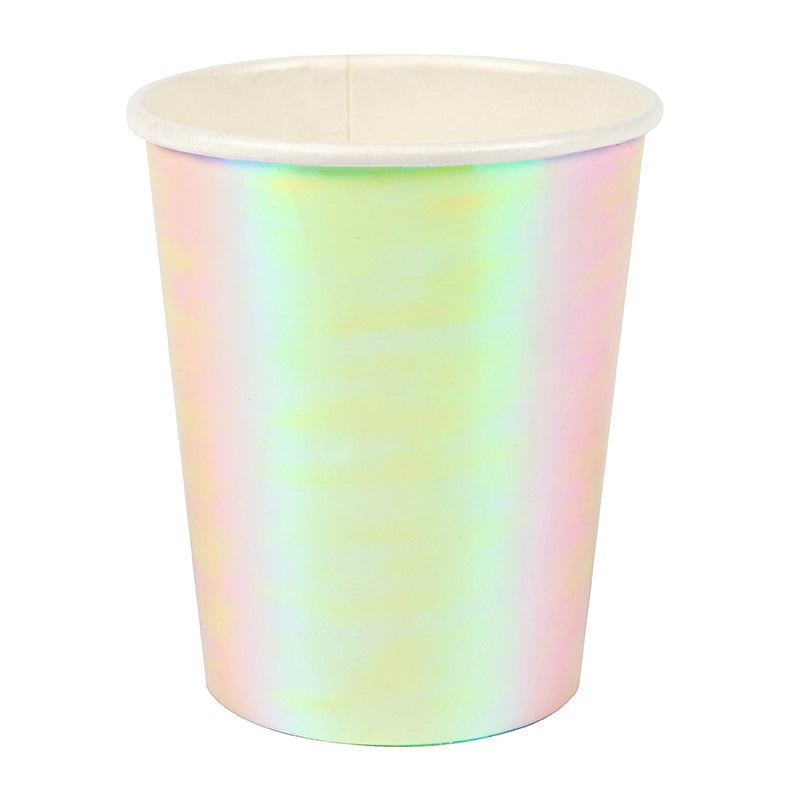 Image of Iridescent Cups