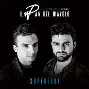 Image of Il Pan del Diavolo - Supereroi (CD)