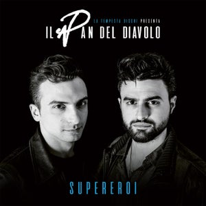 Image of Il Pan del Diavolo - Supereroi LP VINILE