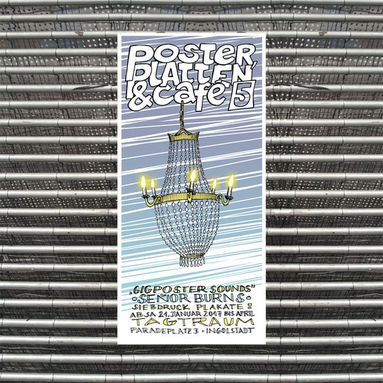 Image of POSTER, PLATTEN & CAFÉ #5