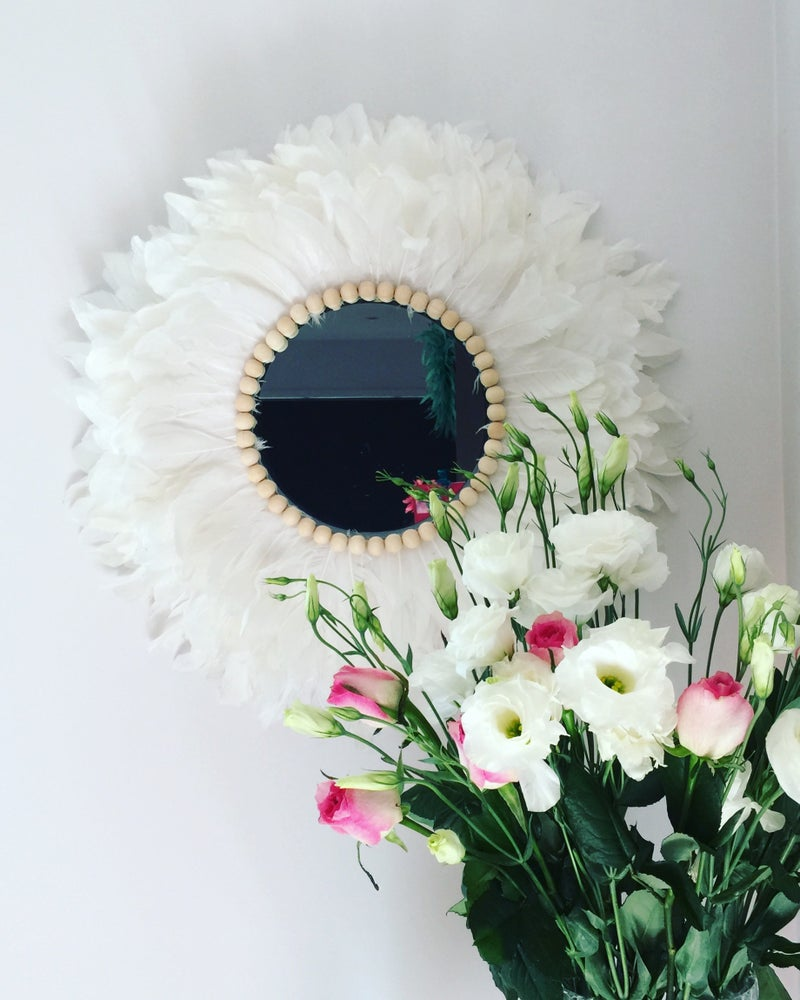 Image of Juju Mirror - White