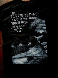 Image of Stanley Hotel 2017 Tshirt Men's
