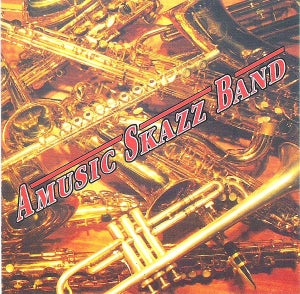 "Image of Amusic Skazz Band ""Amusic Skazz Band"" CD"