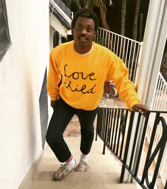 Image of Love Child sweatshirt