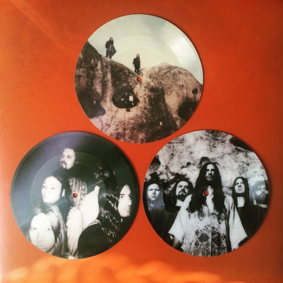 "Image of ""Ride The Sky/Out Of Sight"" 7-inch Picture Disc"