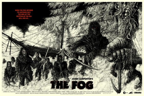 Image of The Fog - Glow-in-the-Dark Variant