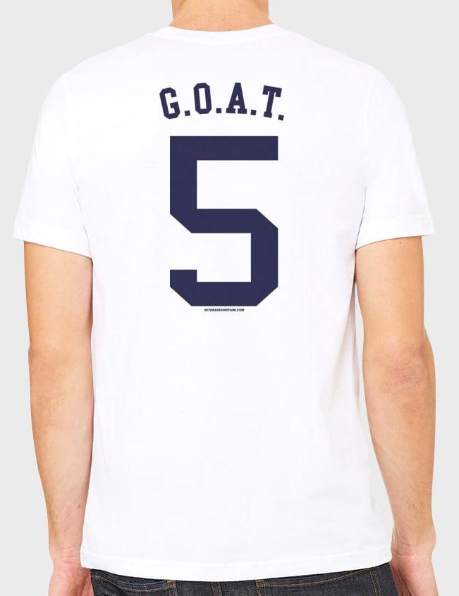 Image of  G.O.A.T. T-Shirt