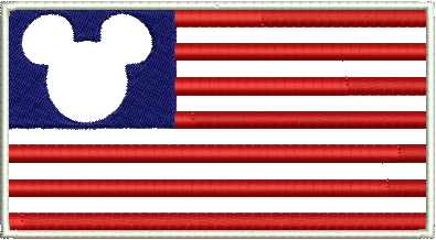 Image of Mouse Merica Patch