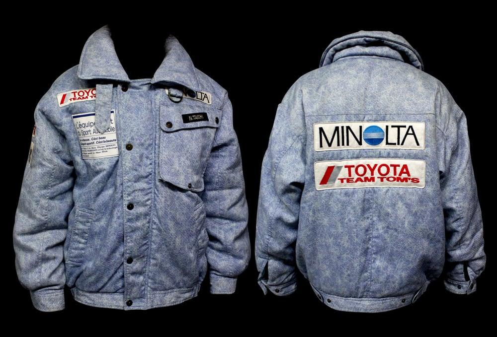 Image of Vintage Minolta x Toyota Toms Bomber