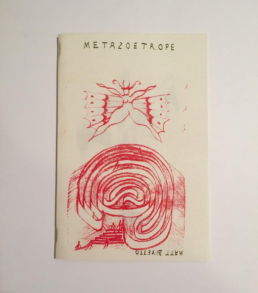 Image of Metazoetrope by Matt Bivetto