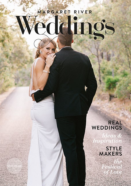 Image of MARGARET RIVER WEDDINGS 2017