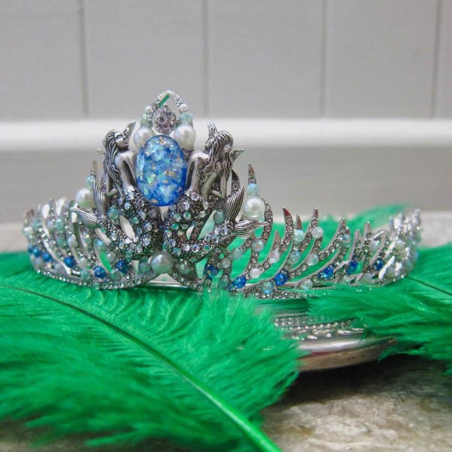 Image of Mermaid Magic tiara
