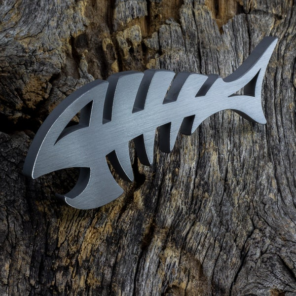 Image of DEADFISH Blasted & Machined