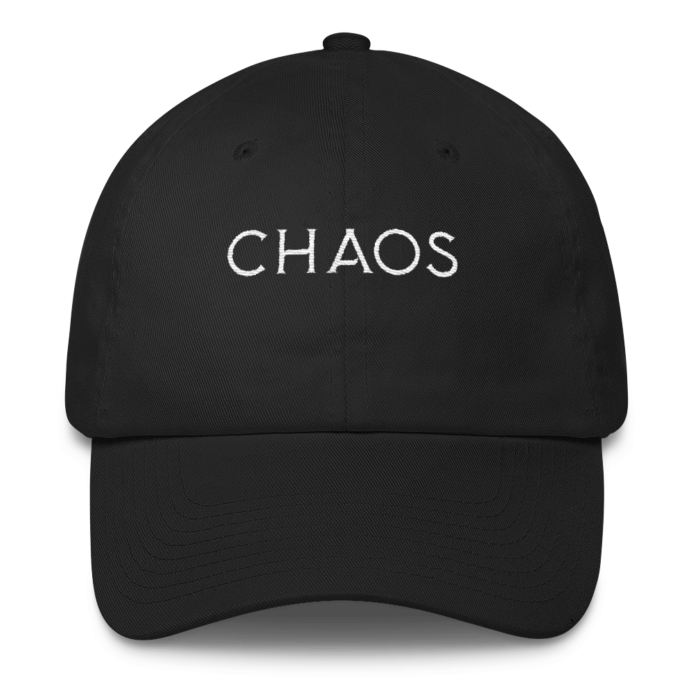 Image of Chaos Logo Hats