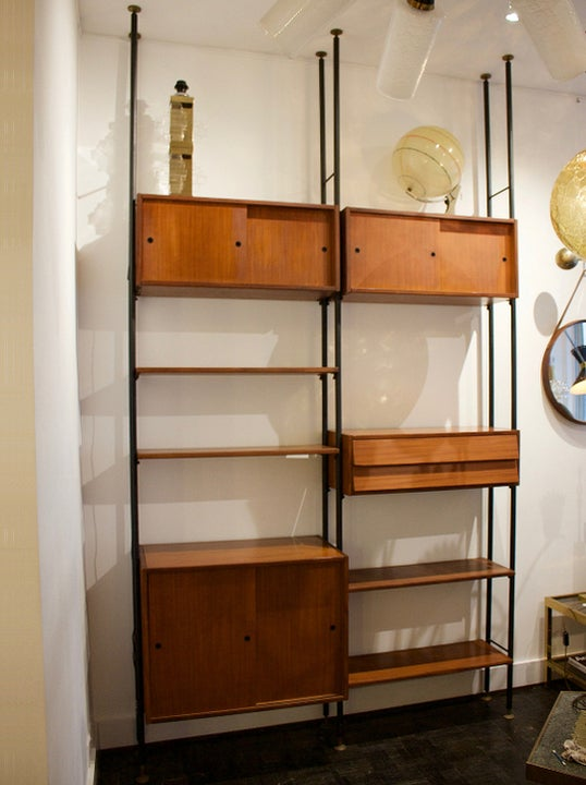 Image of Italian Shelving System or Room Divider
