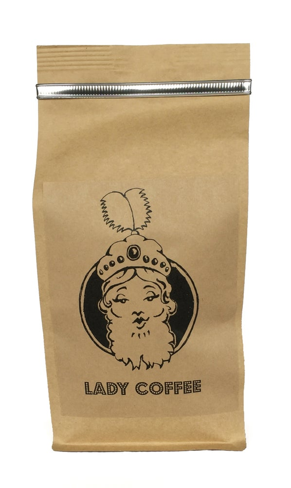 Image of LADY COFFEE
