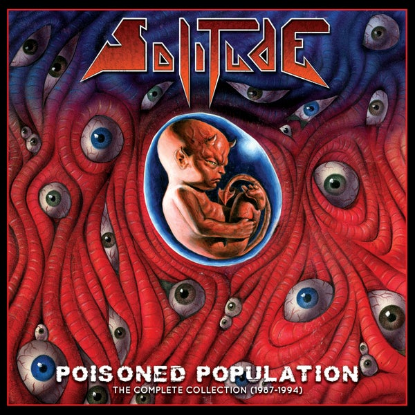 Image of SOLITUDE - Poisoned Population: The Complete Collection (1987-1994)