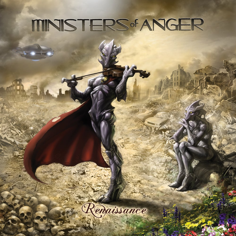 Image of MINISTERS OF ANGER - Renaissance [BOOTCAMP SERIES #5]