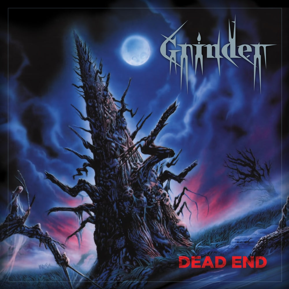 Image of GRINDER - Dead End (Deluxe Edition)