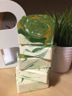Image of Lemon Sugar Soap
