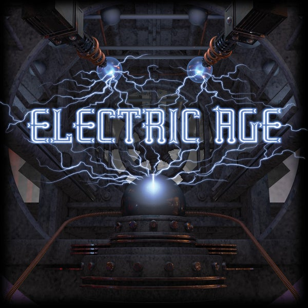 Image of ELECTRIC AGE - Electric Age [BOOTCAMP SERIES #9]