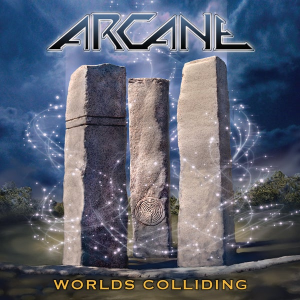 Image of ARCANE - Worlds Colliding [2xCD]