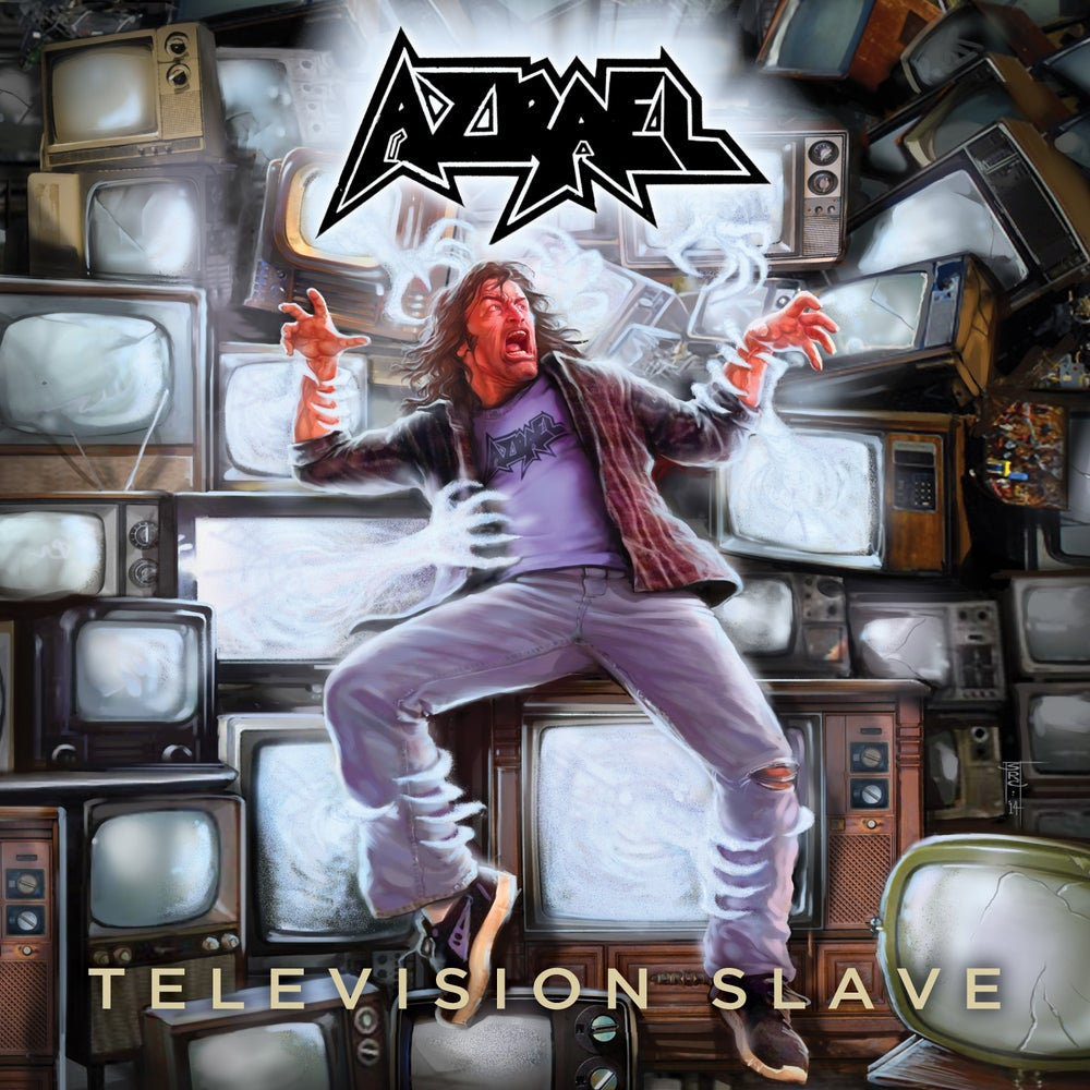 Image of AZRAEL - Television Slave [BOOTCAMP SERIES #16]