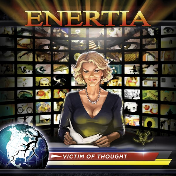 Image of ENERTIA - Victim Of Thought (2xCD) [BOOTCAMP SERIES #19]