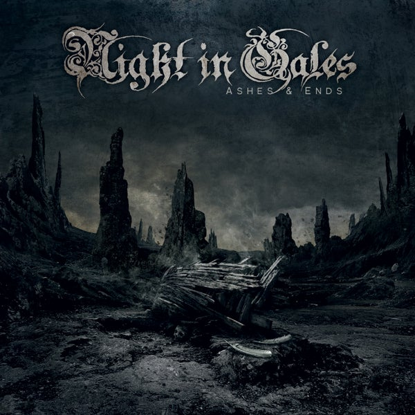 Image of NIGHT IN GALES - Ashes & Ends [BOOTCAMP SERIES #20]
